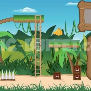 jungle game graphics