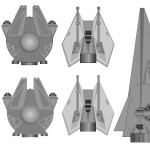 starships game graphics