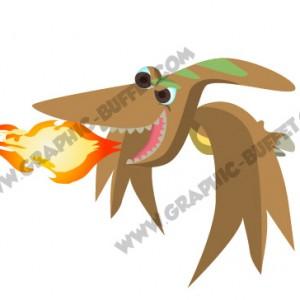 Pterodactyl angry